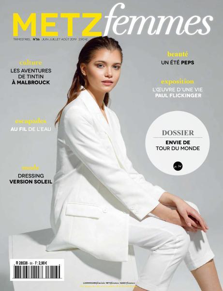 Metz Femmes - Juin-Août 2019