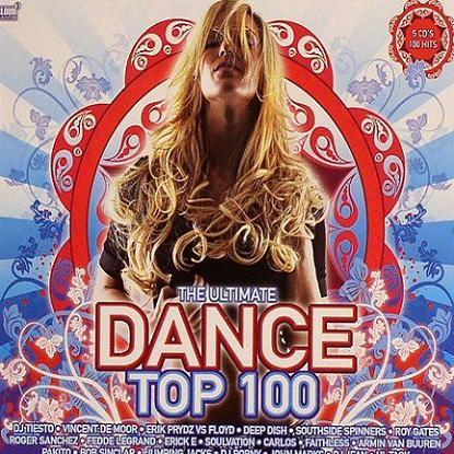 VA - The Ultimate Dance Top 100 (2009)