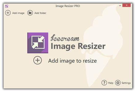 Icecream Image Resizer Pro 2.09 Multilingual