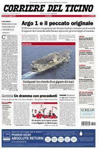 Corriere del Ticino - 11 Maggio 2017