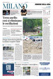 Corriere della Sera Milano – 08 agosto 2019