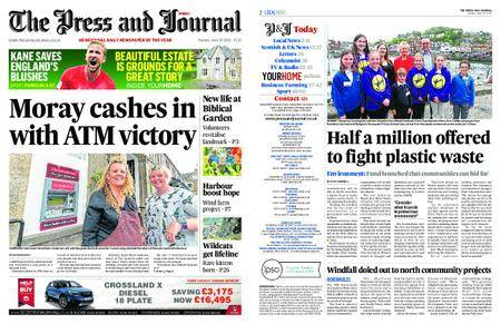 The Press and Journal Moray – June 19, 2018