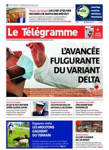 Le Télégramme Ouest Cornouaille – 06 juillet 2021