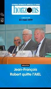 Horizons Centre Ile-de-France – 22 mars 2019