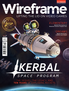 Wireframe - Issue 52 2021