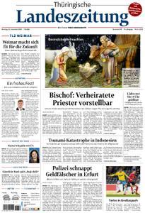 Thüringische Landeszeitung – 24. Dezember 2018