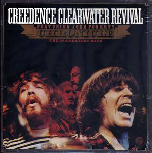 Creedence Clearwater Revival - Chronicle (1976) Fantasy/CCR-2 - US Pitman Pressing - 2LP/FLAC In 24bit/96kHz