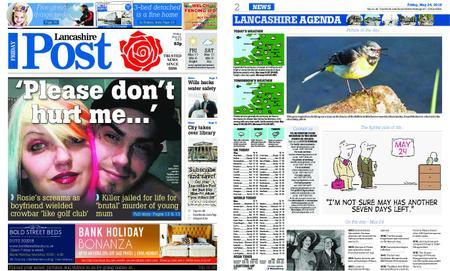 Lancashire Evening Post – May 24, 2019