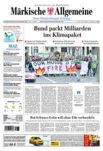 Neue Oranienburger Zeitung - 21. September 2019