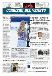 Corriere del Veneto Venezia e Mestre – 17 gennaio 2019