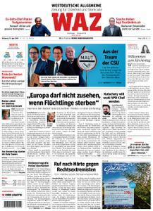 WAZ Westdeutsche Allgemeine Zeitung Oberhausen-Sterkrade - 19. Juni 2019