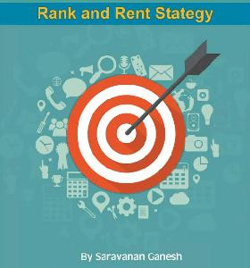 Ganesh Saravanan - Rank and Rent Strategy Program