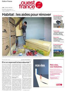 Ouest-France Édition France – 31 juillet 2020
