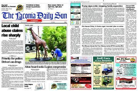 The Laconia Daily Sun – June 21, 2018