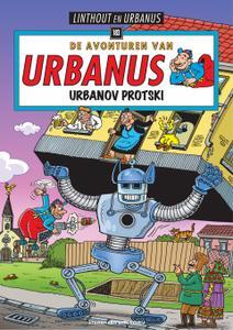 De Avonturen Van Urbanus - 183 - Urbanov Protski
