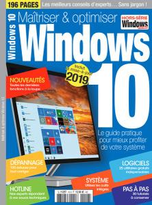 Windows & Internet Pratique Hors-Série N.18 - Maîtriser & optimiser Windows 10 - 2019
