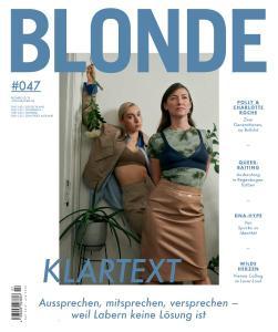Blonde - Nr.2 2019