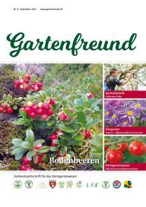 Gartenfreund – September 2019