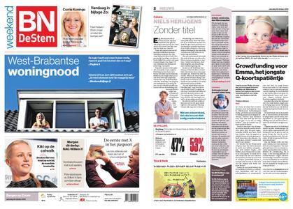 BN DeStem - Bergen op Zoom – 20 oktober 2018