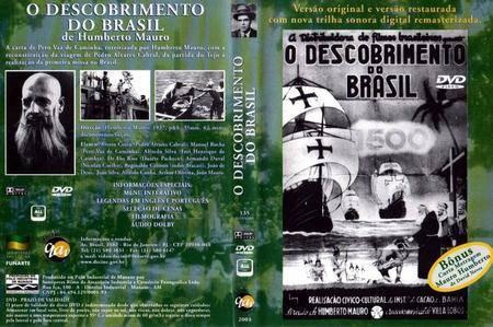 O Descobrimento do Brasil (1936) The Discovery of Brazil