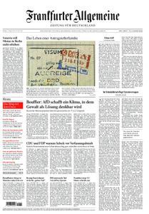 Frankfurter Allgemeine Zeitung F.A.Z. - 12. August 2019