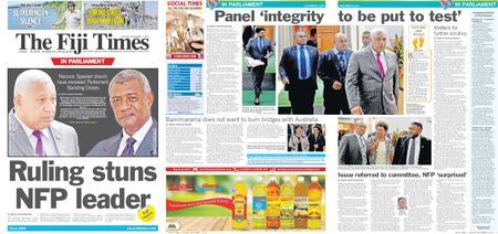 The Fiji Times – September 03, 2019