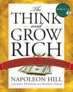 The Think and Grow Rich Success Journal