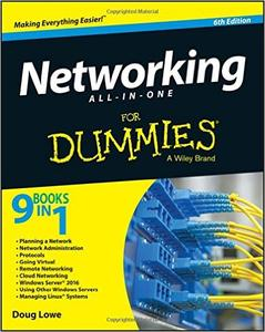 Networking All-in-One For Dummies, 6th Edition (Repost)