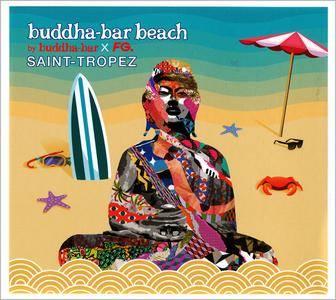 VA - Buddha Bar Beach: Saint Tropez (2016) [Re-Up]