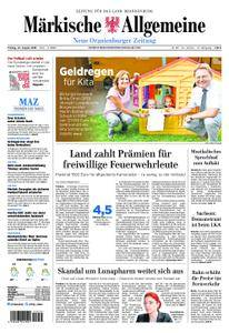 Neue Oranienburger Zeitung - 24. August 2018