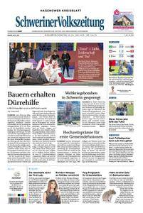 Schweriner Volkszeitung Hagenower Kreisblatt - 23. Juni 2018