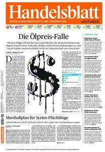 Handelsblatt - 02. Februar 2016