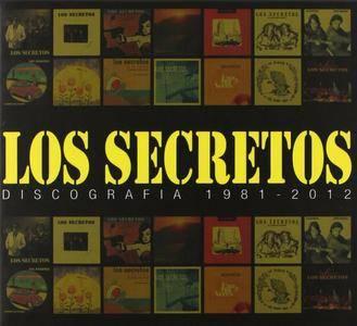 Los Secretos - Discografia 1981-2012 [Limited Edition 12 CD Box Set] (2012)