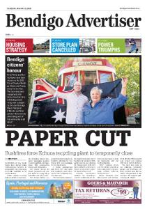 Bendigo Advertiser - January 23, 2020