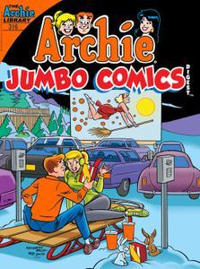 Archie (Jumbo Comics) Double Digest 316 (2021) (Digital-Empire