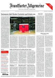 Frankfurter Allgemeine Zeitung F.A.Z. - 25. November 2017
