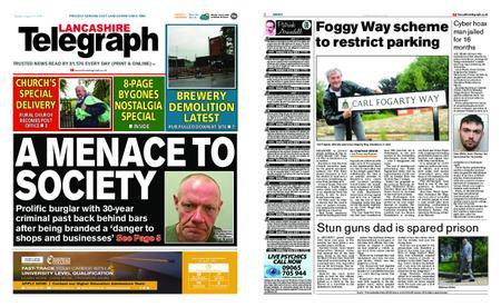 Lancashire Telegraph (Burnley, Pendle, Rossendale) – August 13, 2019
