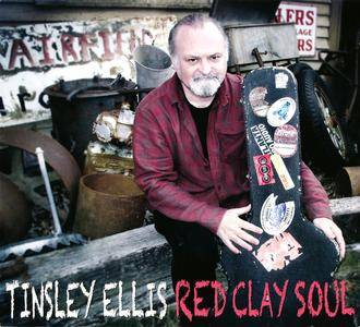 Tinsley Ellis - Red Clay Soul (2016) [Re-Up]