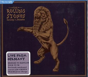 The Rolling Stones - Bridges To Bremen (2019) [BDRip, FLAC 24 bit/48 kHz]