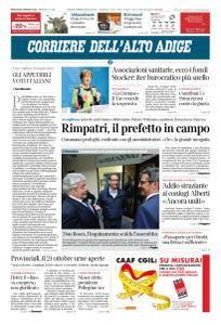 Corriere dell'Alto Adige - 9 Maggio 2018
