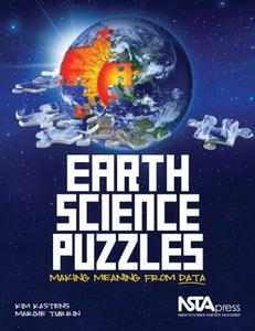 Earth science puzzles: making meaning from data