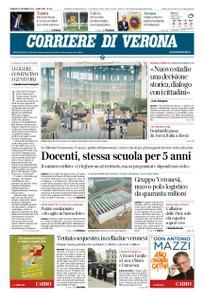 Corriere di Verona – 13 dicembre 2019