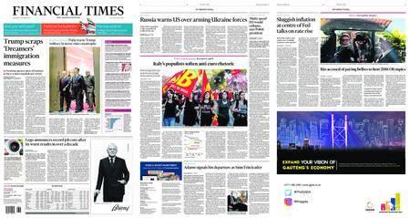 Financial Times USA – September 06, 2017