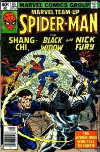 Marvel Team-Up v1 085 1979