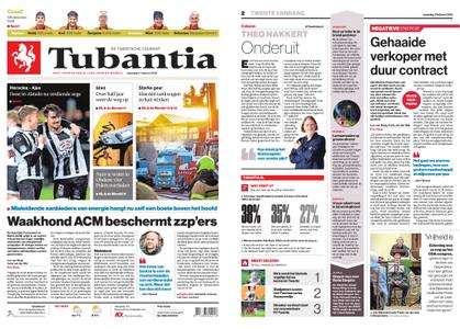 Tubantia - Enschede – 11 februari 2019