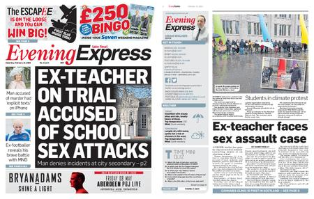Evening Express – February 15, 2020