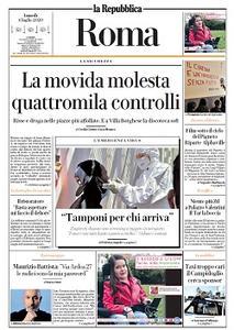 la Repubblica Roma - 6 Luglio 2020