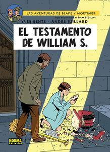 La aventuras de Blake y Mortimer 24 - El testamento de William S