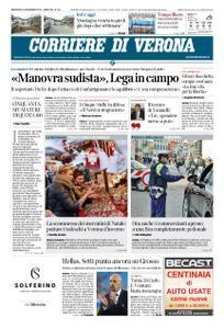 Corriere di Verona – 14 novembre 2018