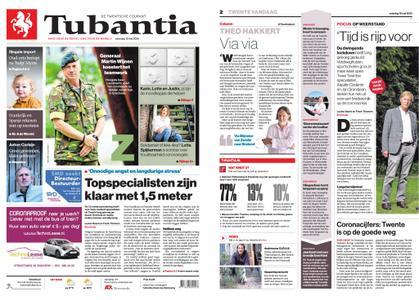 Tubantia - Enschede – 16 mei 2020